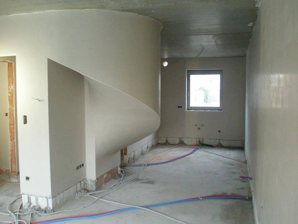 JB Pleistertechnieken - binnenpleisterwerken